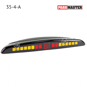Парктроник ParkMaster 35-4-A (серебристые датчики)